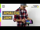 ANALOG JAM  Drum Pad Machine