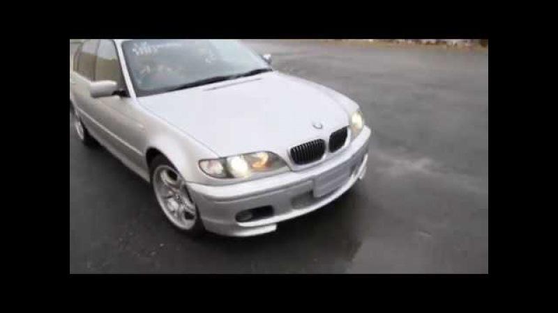 BIMMER TODAY Разбор BMW E46 320i M54B22