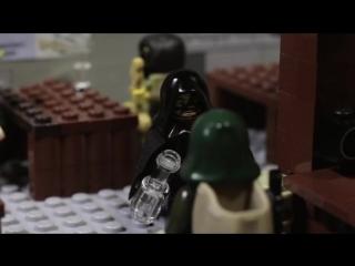 Сталкер 3 и 4 серии ЛЕГО мультфильм - STALKER lego stop motion