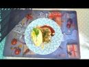 Моя Кухня Горбуша и Крутони с паштетом