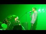 Queen Adam Lambert - Under Pressure - Washington DC Verizon Center - 07-31-17 (2)