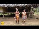 Экспедиция Mаклая. Традиционная одежда деревни Гумбу (Папуа-Новая Гвинея)