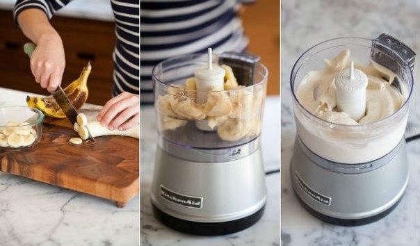 Полезное мороженое  Рецепт очень