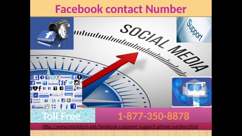 Dial Facebook Contact Number 1-877-350-8878 To Resolve Posting Problem on FB
