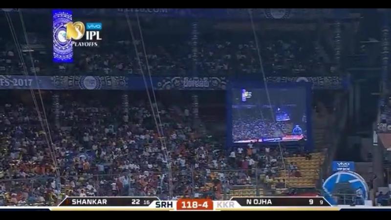 Shah Rukh Khan at Bengaluru Stadium SRH v KKR match 3