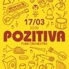 Pozitiva Funk Orchestra Live in JaoDa 17.03.2017