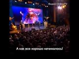 Виталий Манский на премии «Ника» (VHS Video)