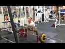 Становая тяга 130 кг (На 6 раз)