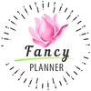 Планер-ежедневник с наклейкамиFancy planner