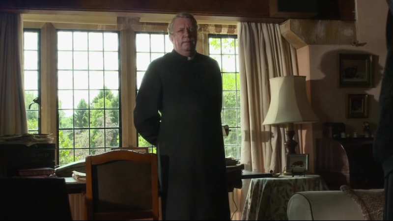 Father Brown (2013). S05E03. The Eve of St John.