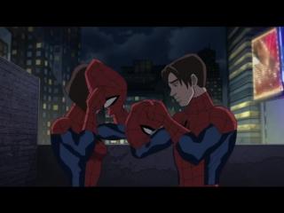 Великий Человек-паук. Петра Паркер