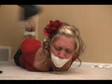 Taylor Raz Hogtied and Tickle Teased
