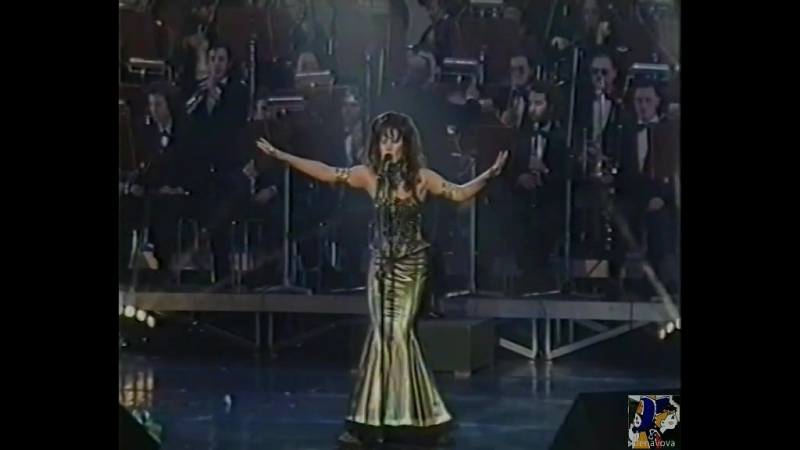 12. Азиза. Невеста (Как безумно и просто) (Транзитный пассажир любви, VHS, ОРТ-Видео)