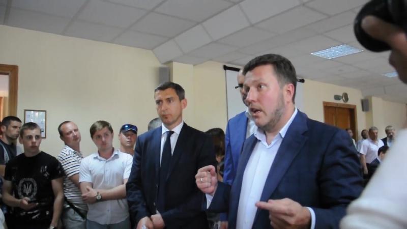 Антон Яценко добивається виплати зарплат працівникам ПАТ Черкасиобленерго
