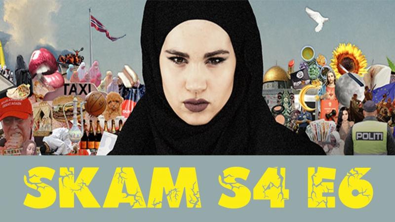 Skam Стыд 4 сезон 6 Эпизод русские субтитры
