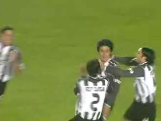 2005 - 2006 Sezonu - Galatasaray-Beşiktaş dakika 2 gol İbrahim Toraman