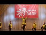 Девичий дагестанский танец-