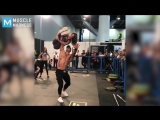 Killer Workouts - Michael Vazquez - Beast Mode ON _ Muscle Madness