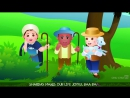 Three Little Kittens Went To The Park - Детские песенки на английском. С титрами. Учите английский вместе с ребенком.