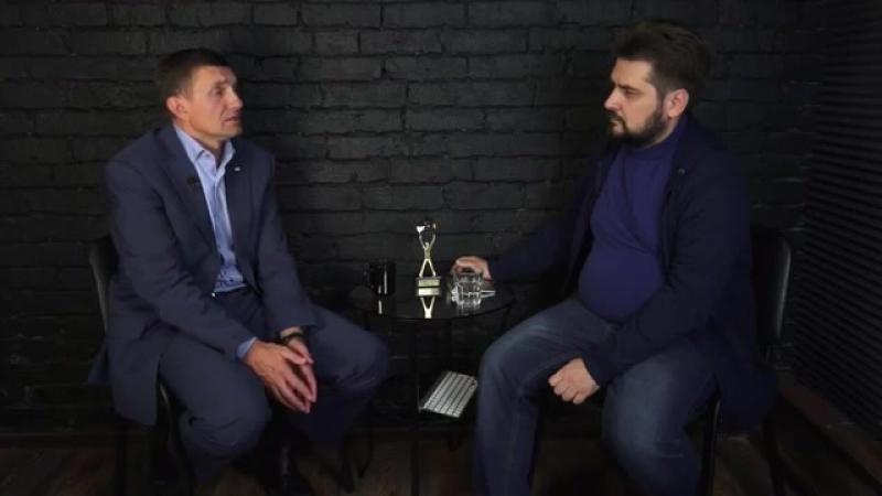 Владимир Шапоренко - генеральный директор Банка «Левобережный» (ПАО) в проекте ИЗвестные люди с Сергеем Маисурадзе.
