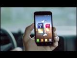 Иван Охлобыстин и Константин Хабенский в новой рекламной кампании Евросети LG Optimus L7 ll Dual_