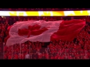 Fans stars combine for new rendition of O Canada