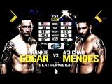 Frankie Edgar vs Chad Mendes | BY CRUEL