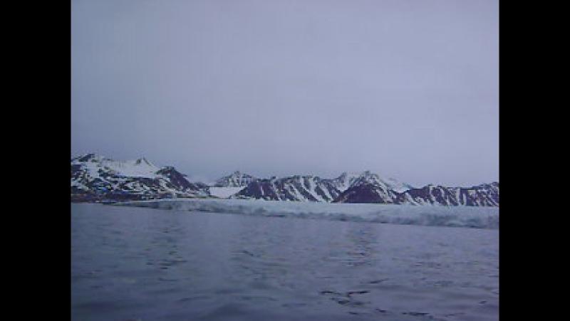 Шпицберген. Ледник - 6