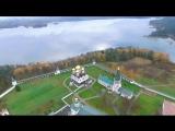 Валдайский Иверский Монастырь. Аж дух захватывает
