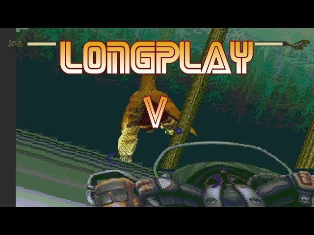 The Lost World: Jurassic Park (Mega Drive/ Genesis)/ longplay 5/ comments