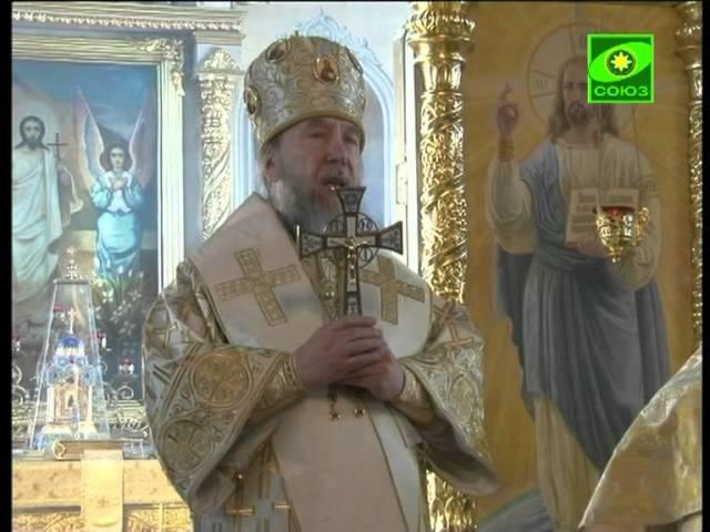 Архиепископ Анастасий посетил город Чистополь