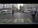 Кортеж Путина на ул Плехановская в Воронеже