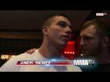 Giovanni Cordani VS Jack Scott Fusion 24