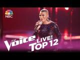 The Voice 2017 Janice Freeman - Top 12