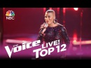 The Voice 2017 Janice Freeman - Top 12 The Story