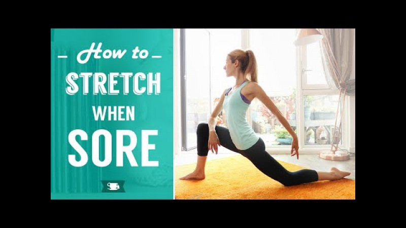 Easy Ballet Stretches for Sore Muscles