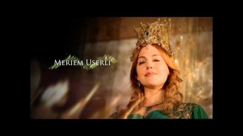 Muhtesem Yüzyil Seasons 1 3 Opening Credits the Tudors Style