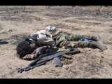 Nigerian Army live in Sambisa Forest destroying Boko Haram houses
