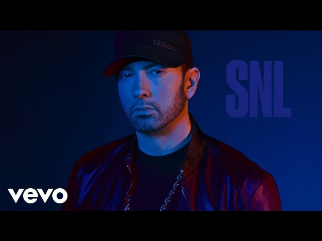 Eminem - Walk On Water/Stan/Love The Way You Lie (Medley/Live From Saturday Night Live/2017)