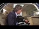 Rijden met de auto van Willem Alexander en Maxima Audi A8L Executive Autovisie TV