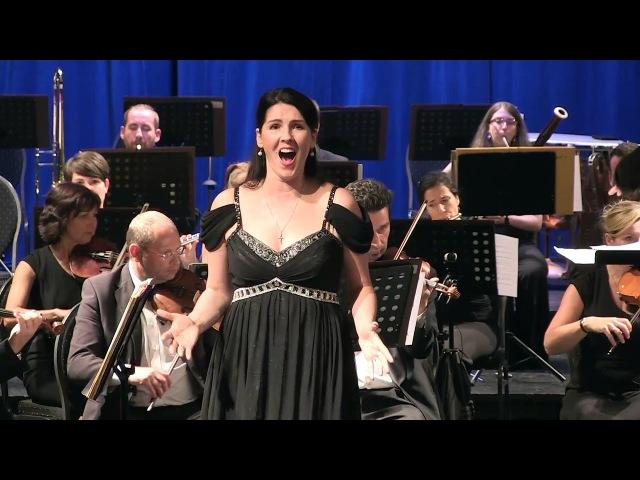 Екатерина Ковалева Мецце-сопрано Mozart COSI FAN TUTTE Smanie implacabili