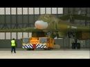 Налетные испытания передан первый образец бомбардировщика Ту 160М2 Новости Первый канал