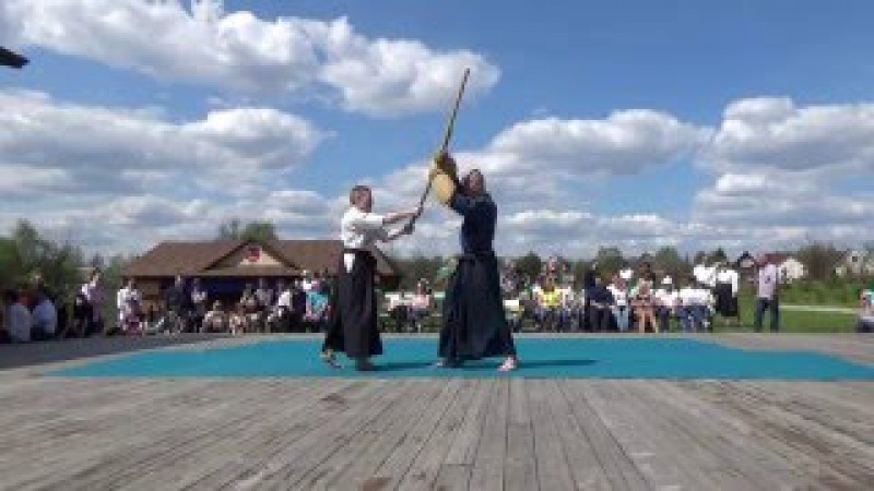 Ono-ha Itto ryu Kenjutsu at 7th Istra Taikai
