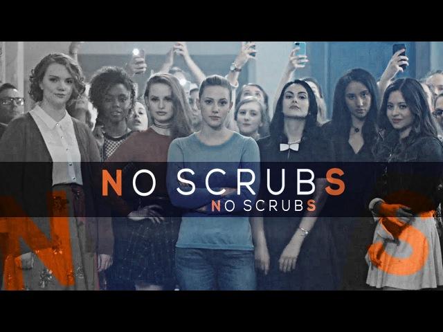 Multi-Female | No scrubs