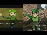 Unreal Engine 4 Ocarina of Time vs Nintendo 64 Ocarina Of Time