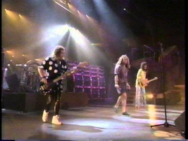 Van Halen Poundcake @ the MTV awards 1991
