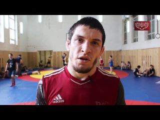 Марат Магомедов, боец команды Eagles MMA
