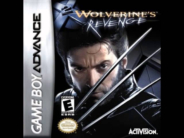OST (HD) - X-Men 2 / Wolverine's Revenge (gba) - Act 2 - Sabretooth's Trail