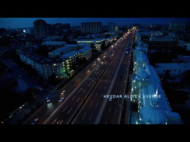 город Баку Baku 2012\ 2013
