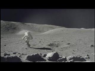 Обратная сторона Луны | Видео c Аполлон 20
